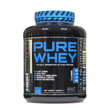 NXT Pure Whey Protein 1,80kg