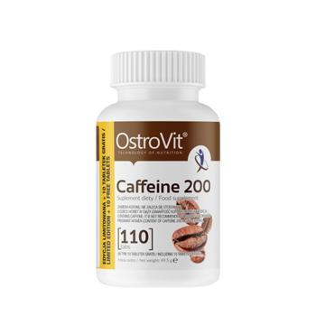 OstroVit Caffeine 200mg 110 tabl